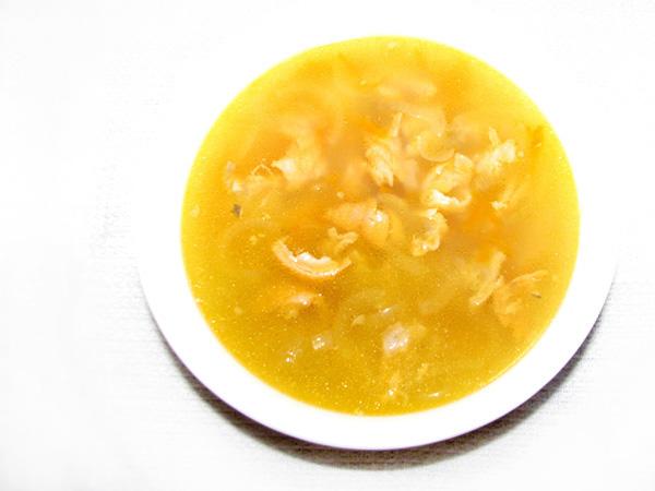 рецепт вкусного супа из консервов рыбы