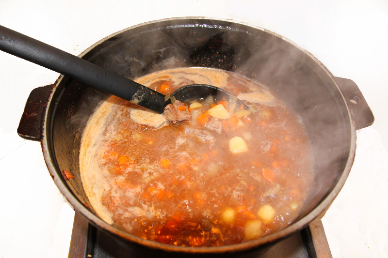 пошаговый рецепт лагмана с фото