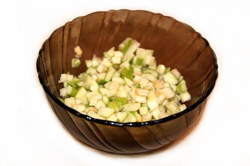 фруктовый салат с йогуртом рецепт с фото с киви