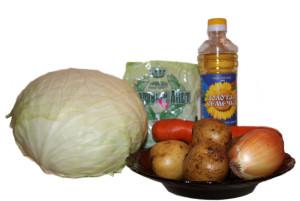 Готовим постные щи из свежей капусты по фото рецепту